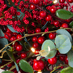 Mixed Berry Festive Foliage by Balsam Hill