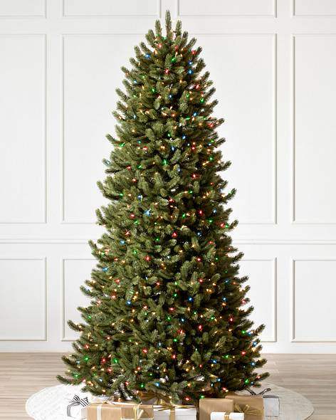 15 to 30 foot commercial artificial christmas trees balsam hill - Commercial Christmas Decorations Canada