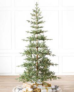 Easy Plug Pre Lit Artificial Christmas Trees Balsam Hill