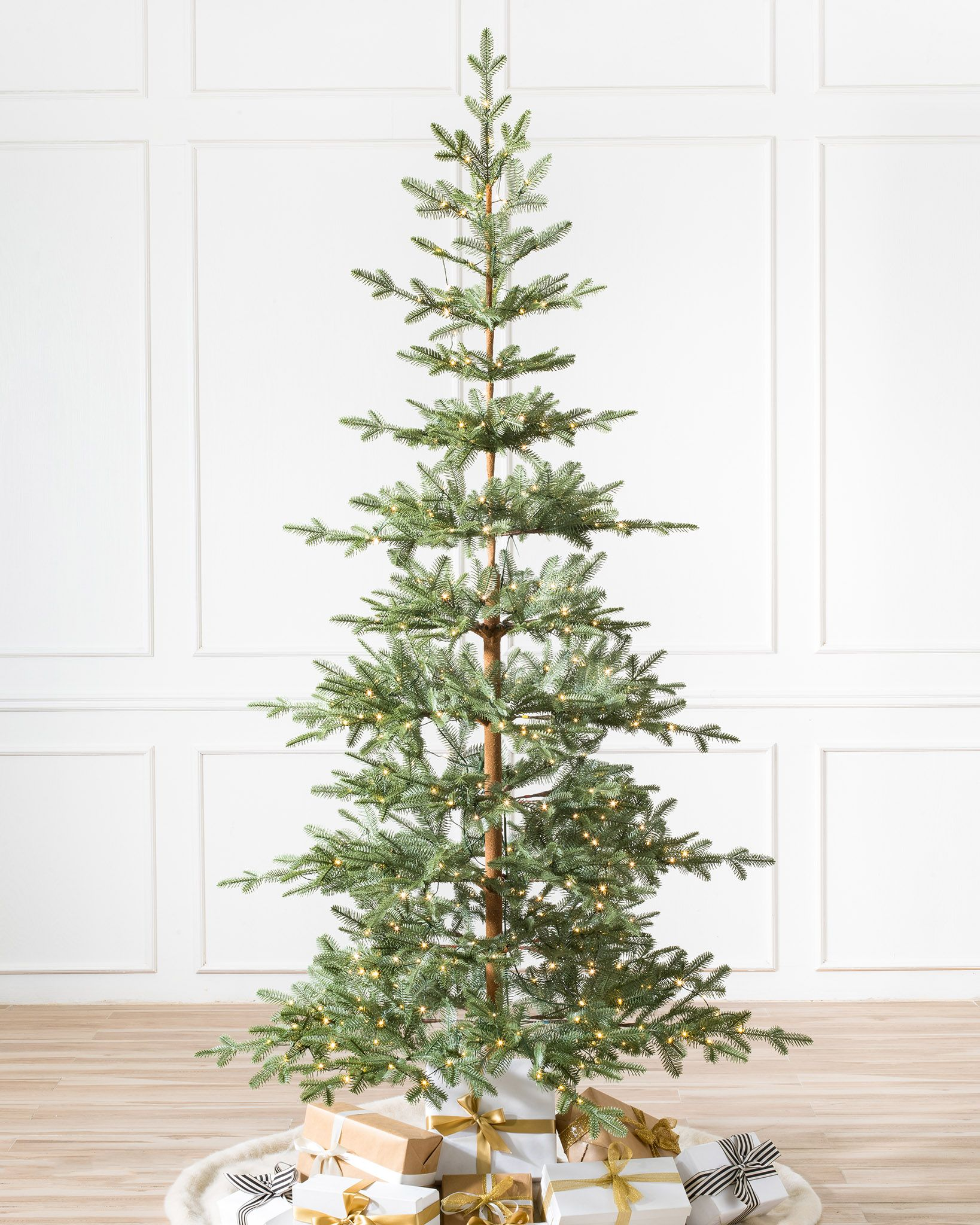 Old fashioned artificial christmas trees 62
