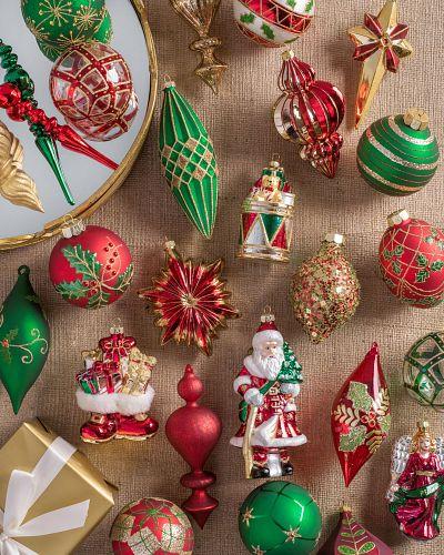 Christmas Cheer Ornaments