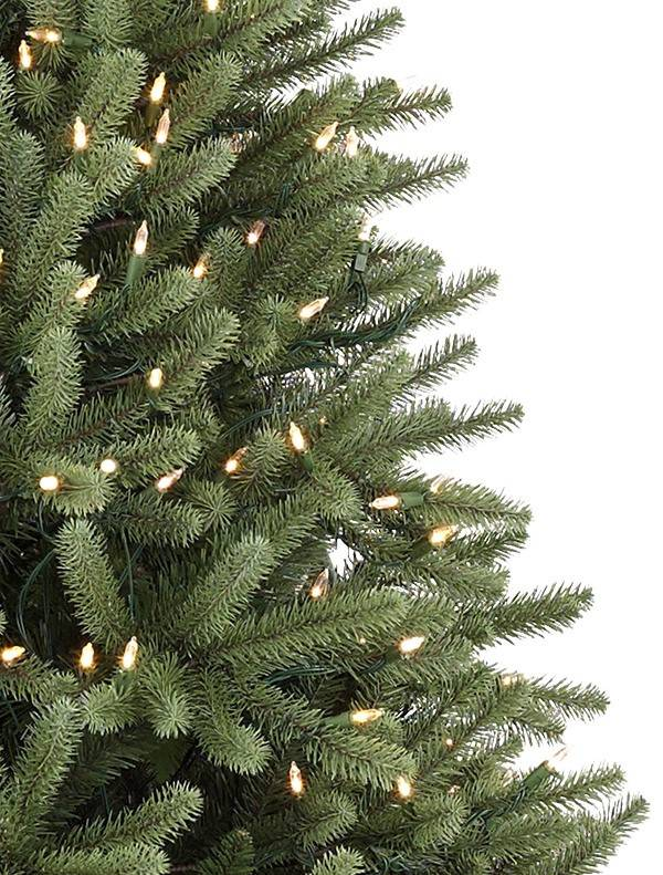 royal blue spruce artificial christmas tree balsam hill - Blue Spruce Artificial Christmas Tree