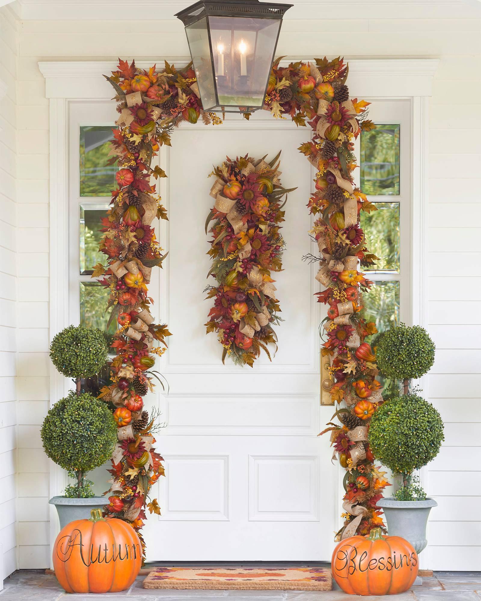 Fall Harvest Garland Main