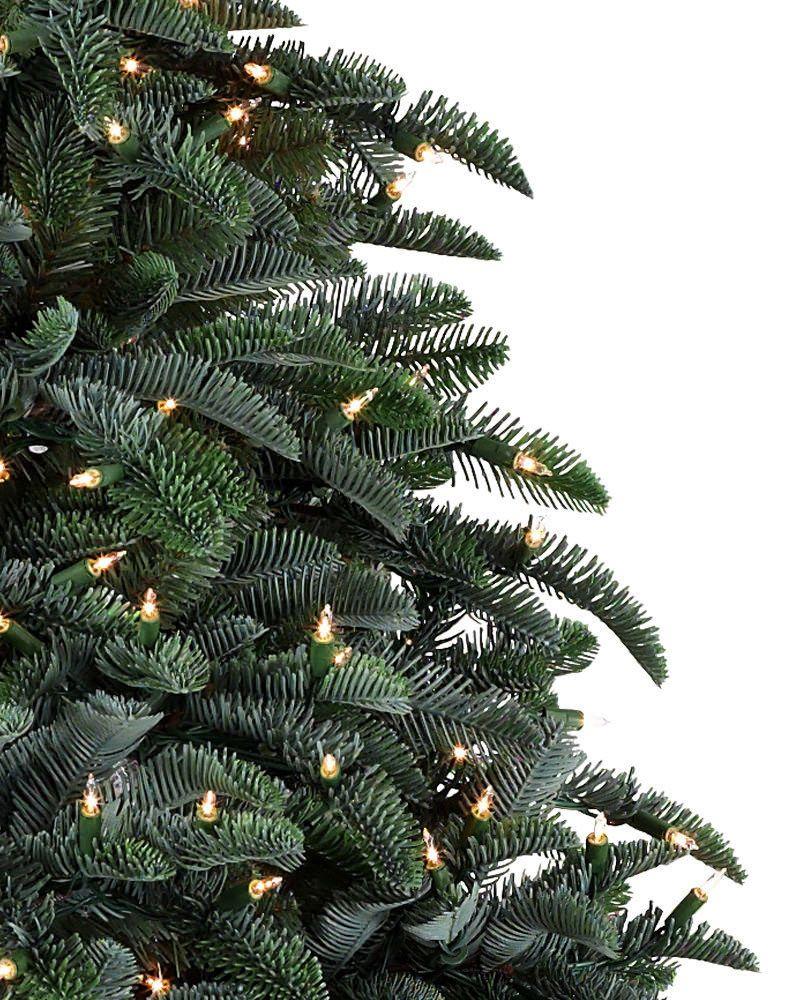 Narrow Christmas Tree Artificial