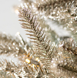 Nicole Miller Champagne Tree by Balsam Hill Detail