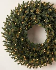 norway spruce wreath