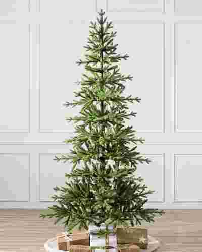 Alpine Christmas Tree Unlit Child by Balsam Hill