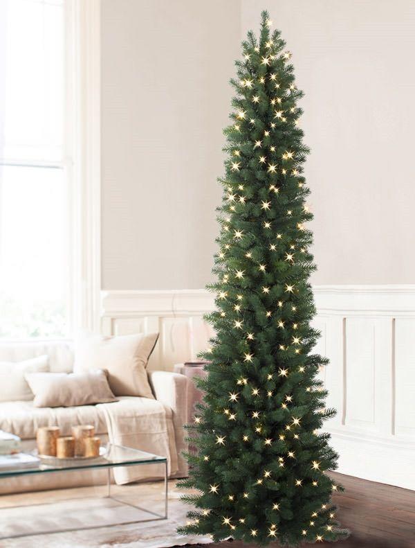 Pencil Christmas Tree
