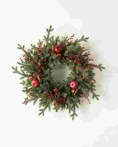 Heritage Spice Wreath by Balsam Hill