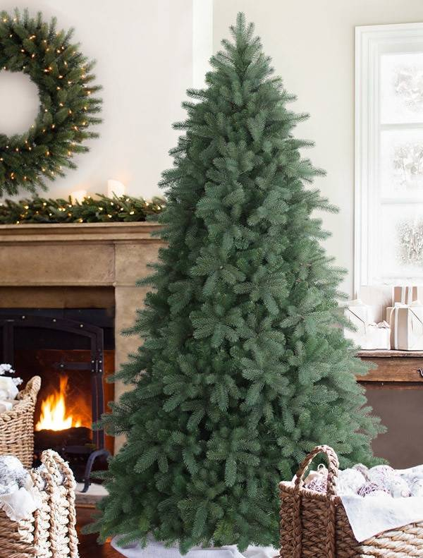 ... Balsam Hill California Baby Redwood Flip -8 King Mountain Pine Tree-7  ... - King Mountain Pine Artificial Christmas Tree Balsam Hill