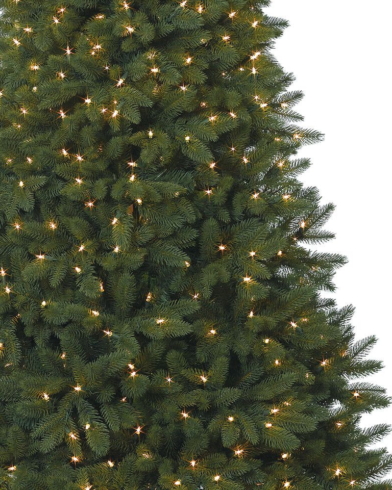 Fifth Avenue Flatback Artificial Christmas Tree | Balsam Hill