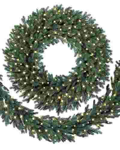Norway Spruce Garland Main