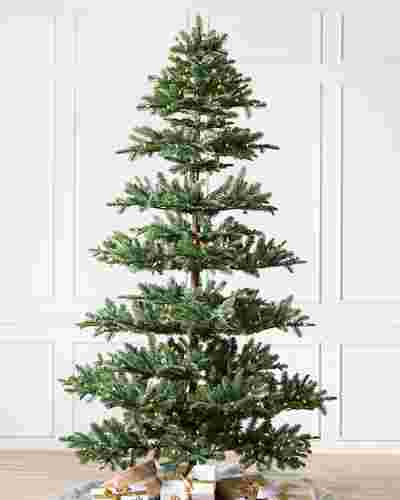 Mountain Fir Artificial Christmas Tree by Balsam Hill