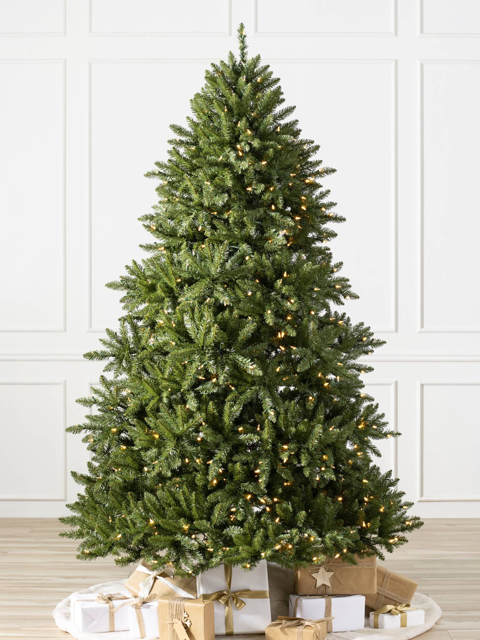 Vancouver Spruce Artificial Christmas Tree Balsam Hill