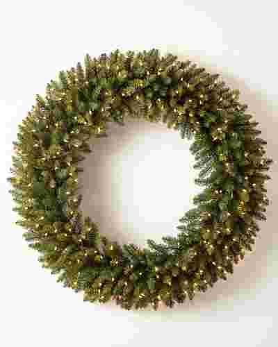 Berkshire Mountain Fir Wreath by Balsam Hill