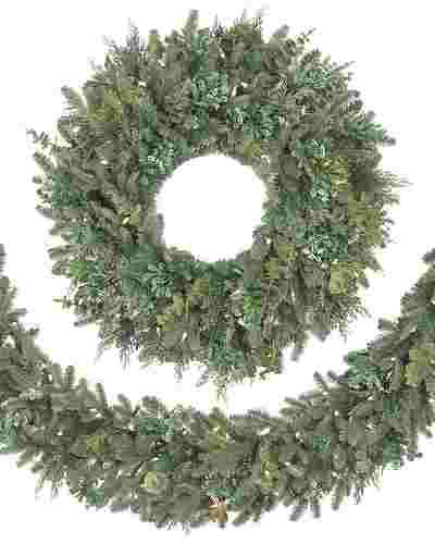 BH Fraser Fir  Meadow Wreath Main
