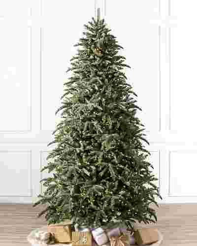 BH Noble Fir Narrow Pre Fluffed Tree-Main Image
