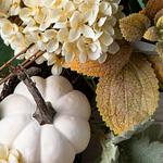 Fairytale Pumpkin Wreath by Balsam Hill Foliage