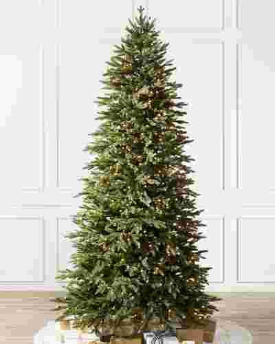 Silverado Slim Flip Tree by Balsam Hill
