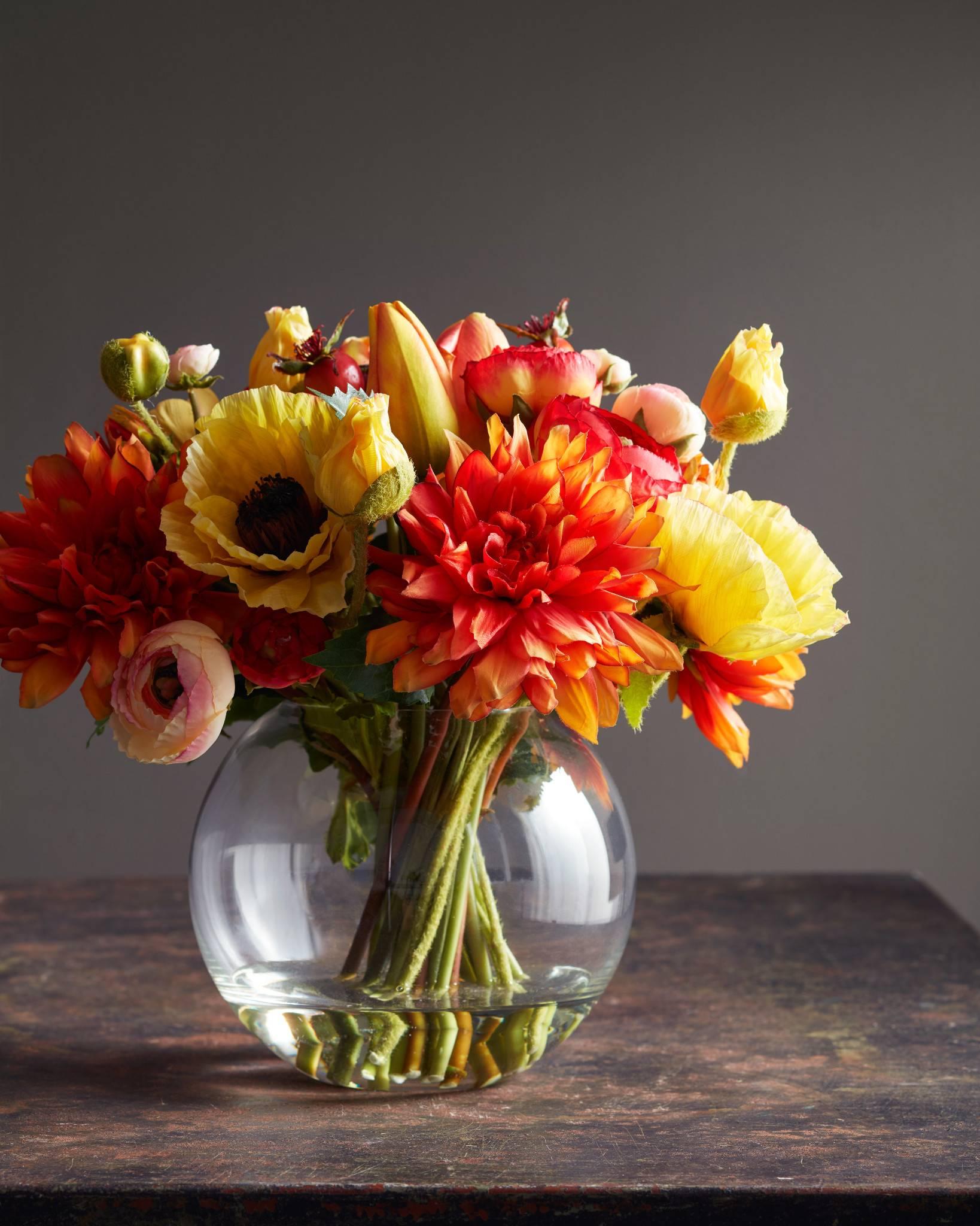 Mixed Flower Arrangement Balsam Hill