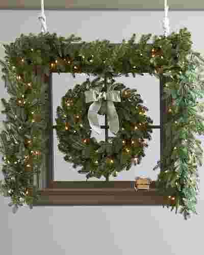 BH Balsam Fir Garland by Balsam Hill Lifestyle 50