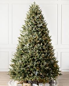 bh fraser fir flip tree 1 - Best Deals On Artificial Christmas Trees
