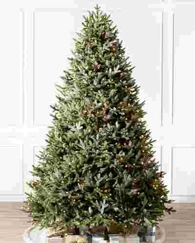 BH Fraser Fir Flip Tree -1