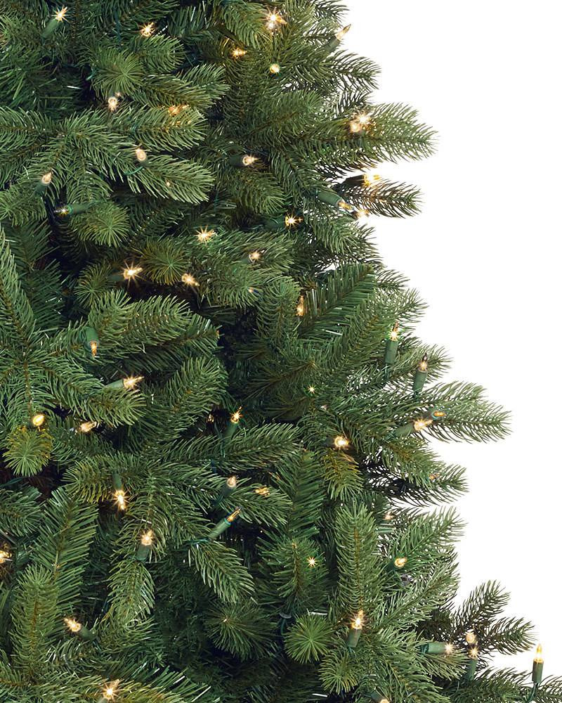 Woodland Spruce Narrow Artificial Christmas Tree | Balsam Hill