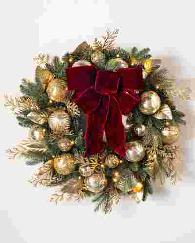 Biltmore Legacy Wreath by Balsam Hill