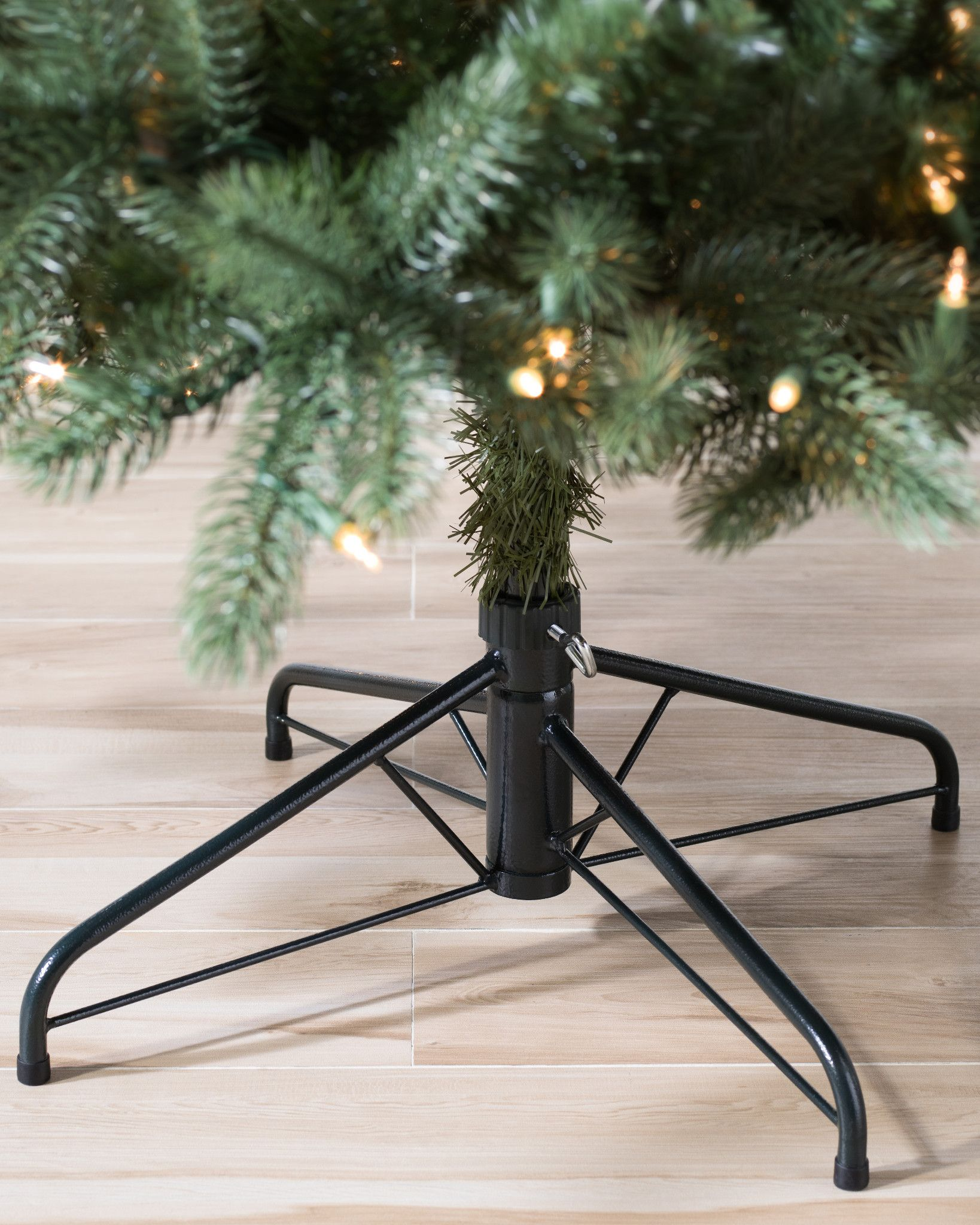 King Mountain Pine Artificial Christmas Tree Balsam Hill