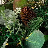 Outdoor Winter Eucalyptus Foliage by Balsam Hill Foliage