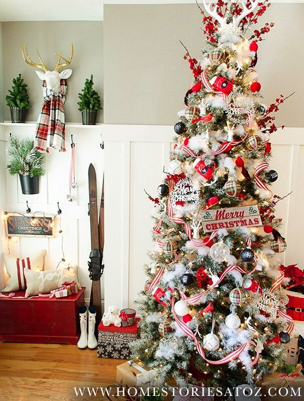 Frosted Christmas Tree Decorations  Frp T Frosted Sugar Pine Blog 10