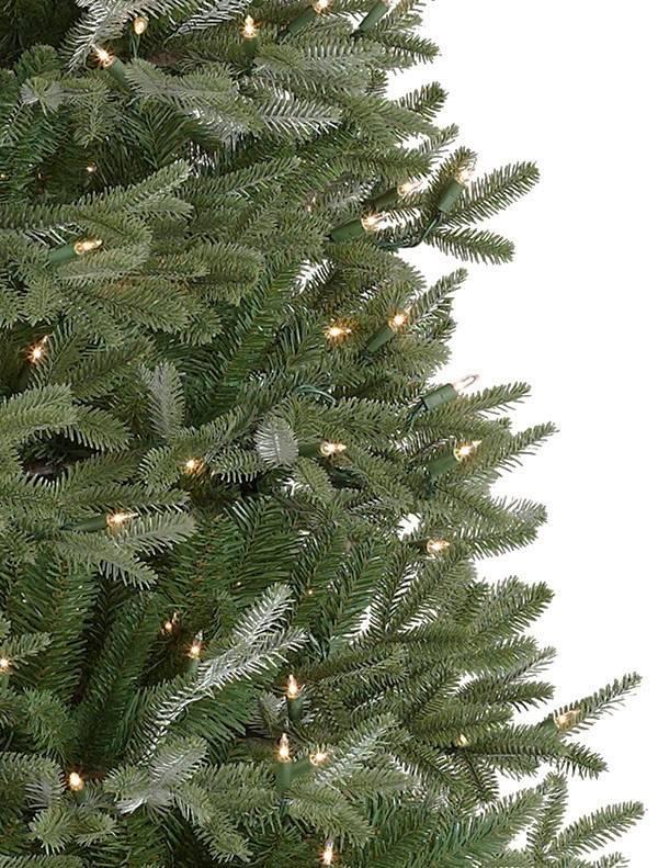 ... BH Fraser Fir Narrow Tree-2 ... - Fraser Fir Artificial Narrow Christmas Tree Balsam Hill