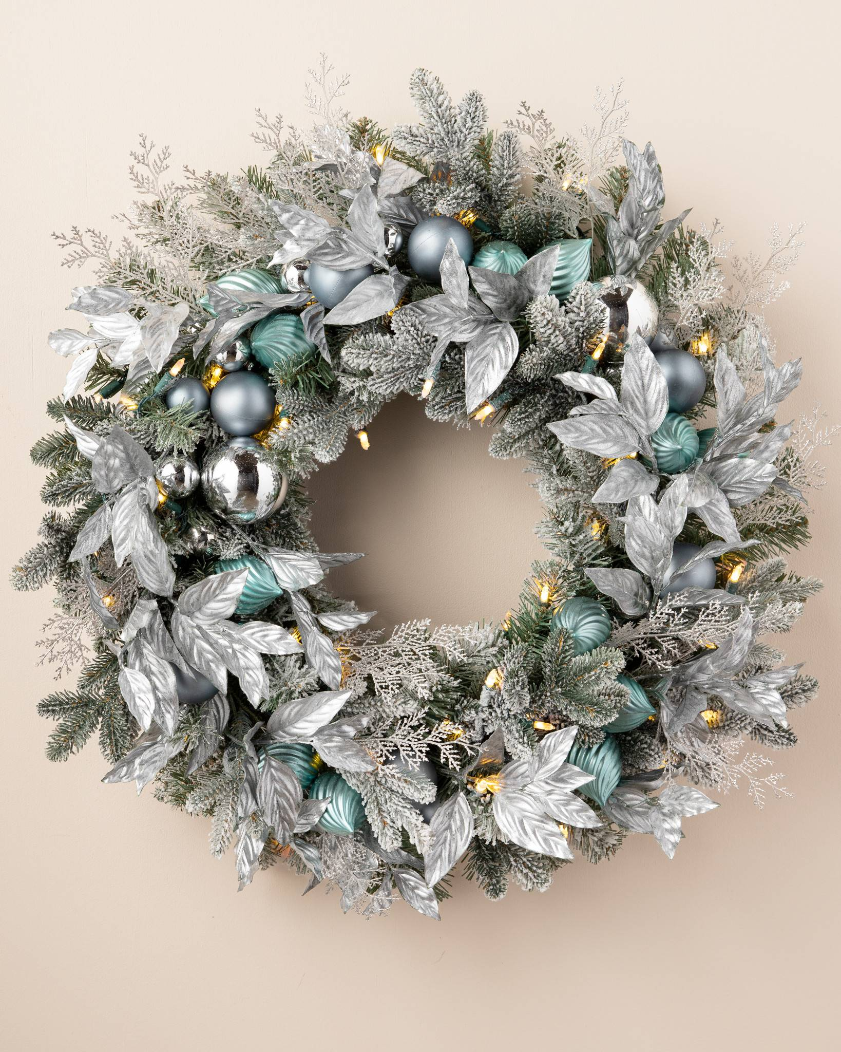 SILVER FROST FOLIAGE