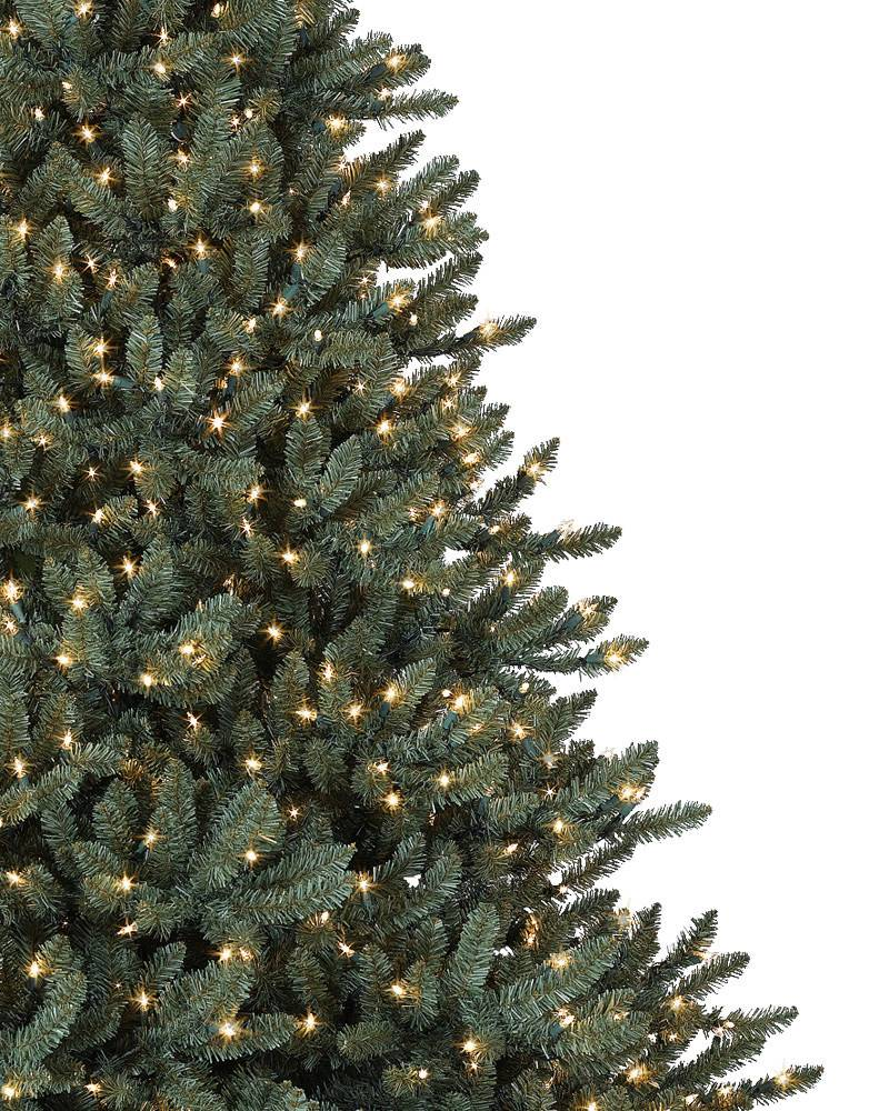 classic blue spruce tree 2 - Prelit Led Christmas Trees
