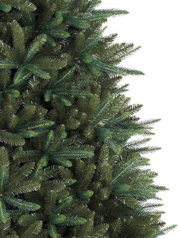 black spruce tree 4 - Black Artificial Christmas Tree