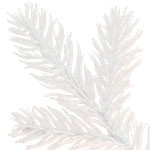 Denali White Christmas by Balsam Hill Foliage