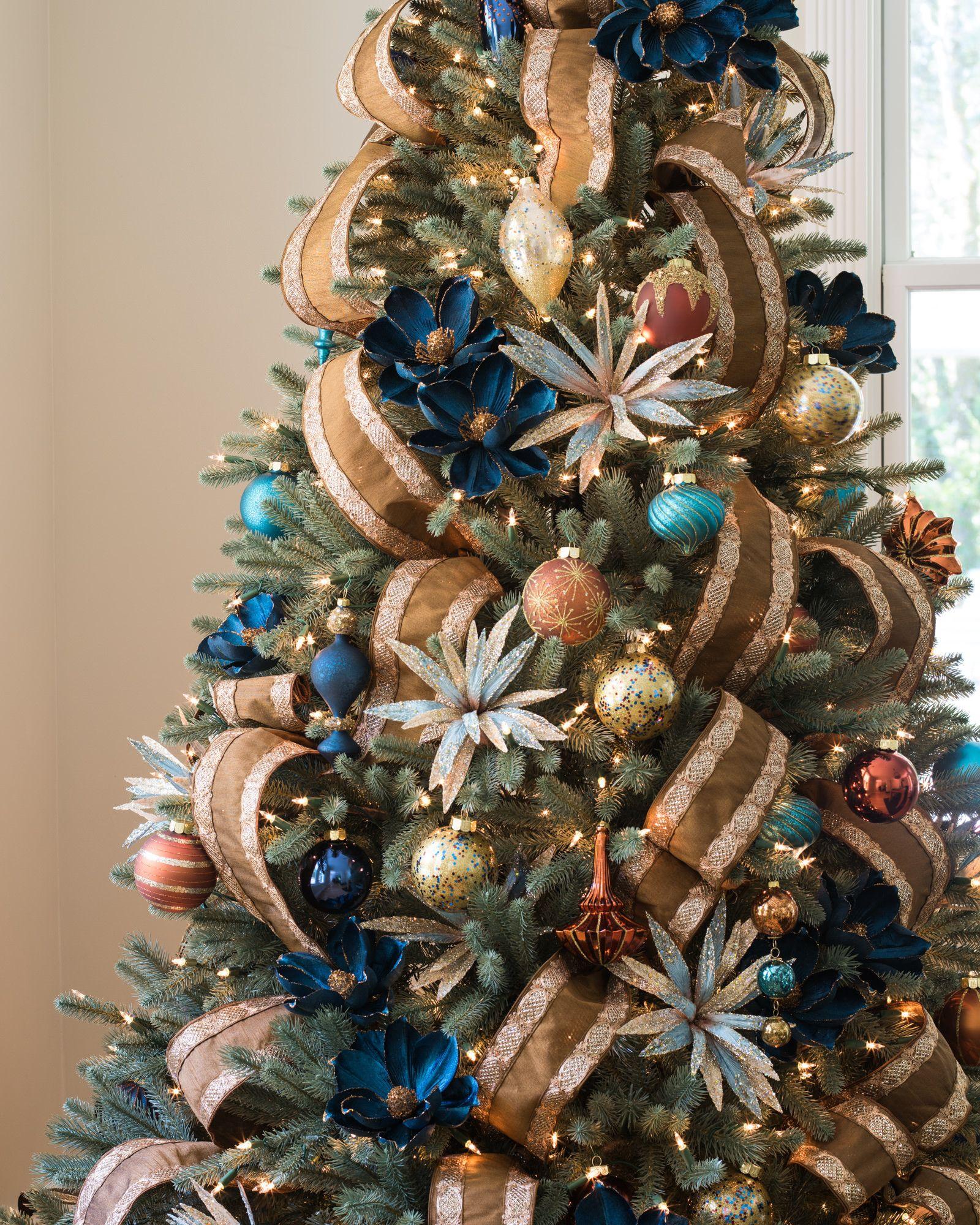 Christmas Tree Ribbon