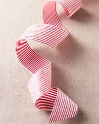 Candy Cane Stripe Ribbon by Balsam Hill SSC