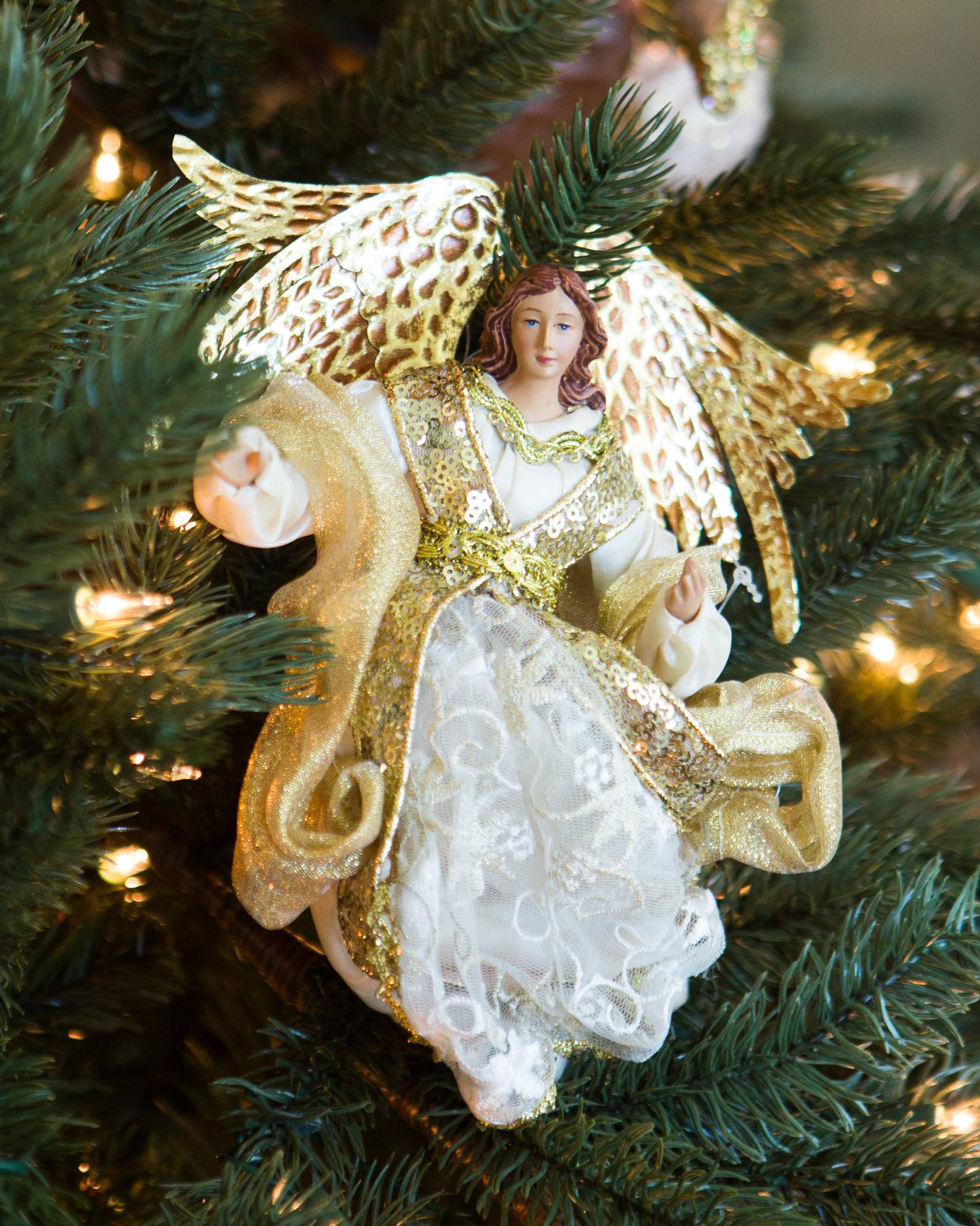 Choir Of Angels Ornament Set Balsam Hill