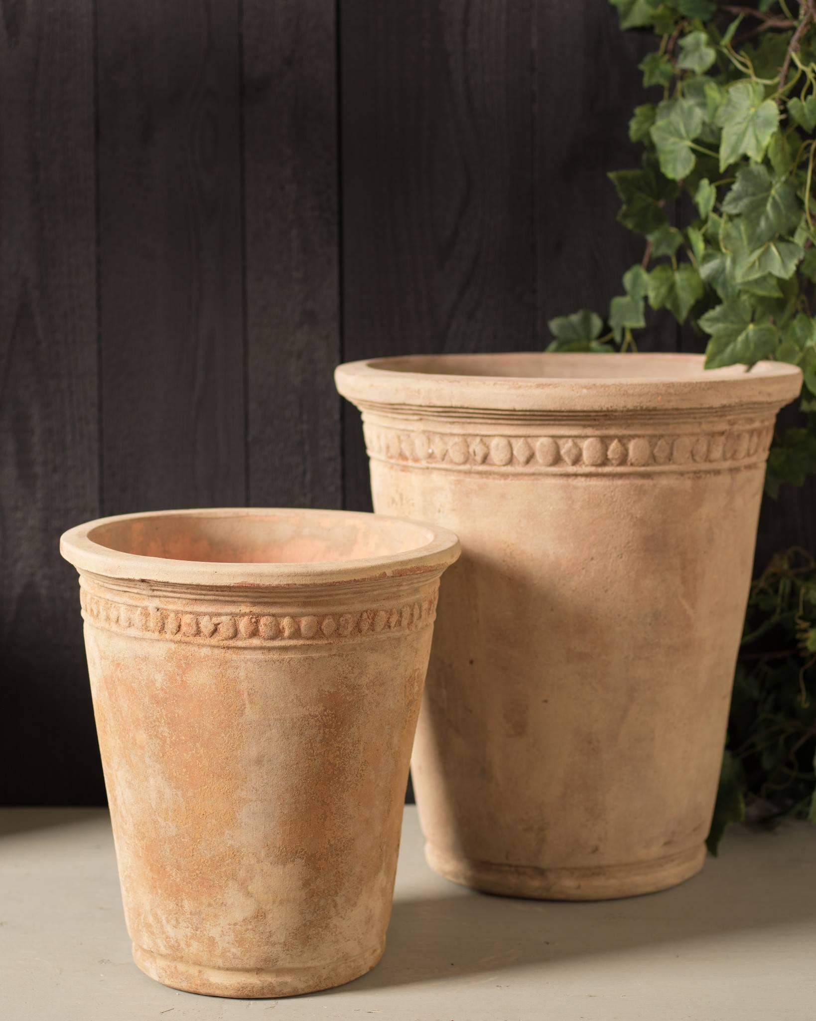 Banbury Clay Pot | Balsam Hill
