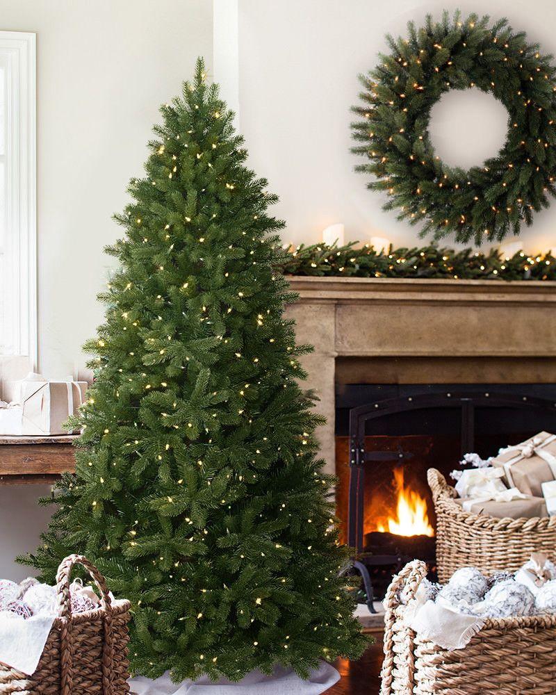 Choosing an artificial Christmas tree 2017