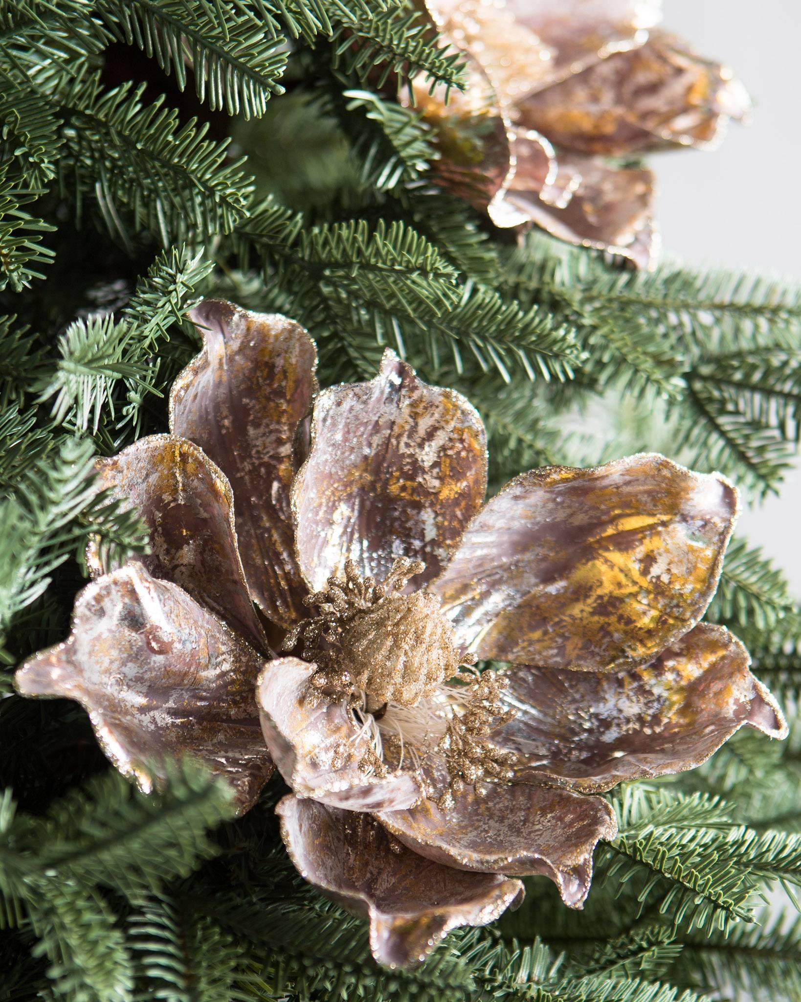 Metallic Magnolia