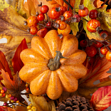 Outdoor Autumn Traditions Foliage by Balsam Hill