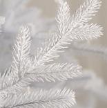 Denali White Christmas by Balsam Hill Detail