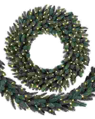 Aspen Estate Fir  Garland Main