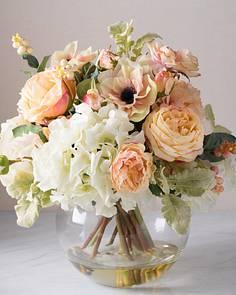 Artificial flower arrangements balsam hill jane arrangement mightylinksfo