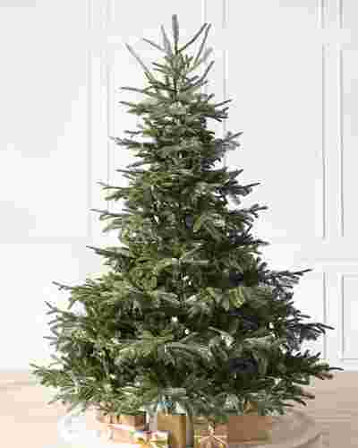 European Fir Artificial Christmas Tree Balsam Hill Uk