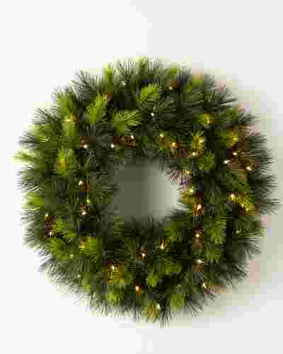Scotch Pine Wreath Main