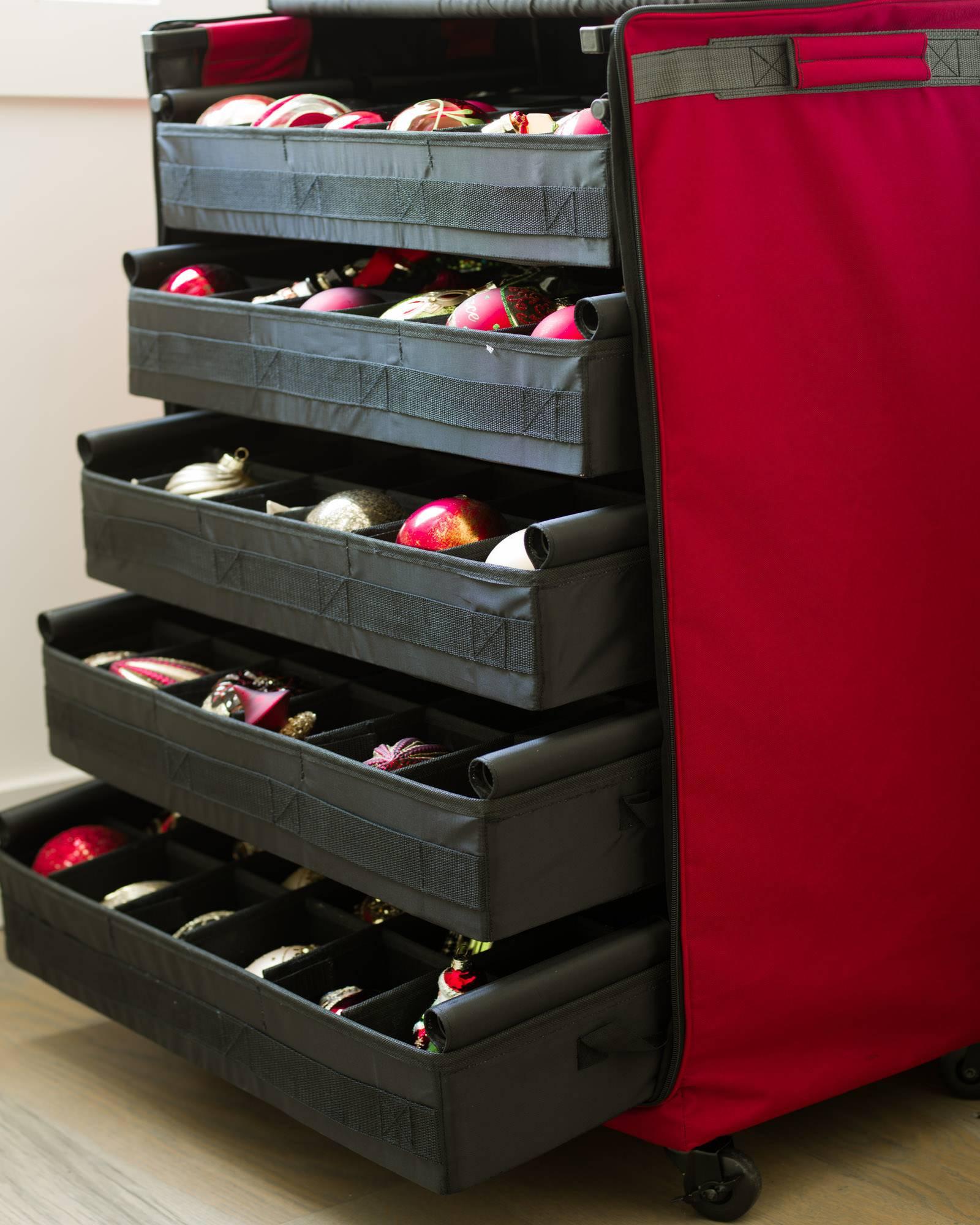 Christmas decoration storage ideas uk wedding decor Christmas bauble storage